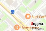 Схема проезда до компании Francesco Donni в Москве