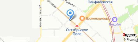 iPhone-Service на карте Москвы