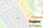 Схема проезда до компании Пулам в Москве