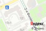 Схема проезда до компании Нотариус Цветков А.С. в Москве