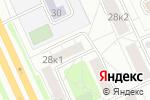 Схема проезда до компании Внутренний мир в Москве