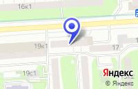 Схема проезда до компании МЕБЕЛЬНЫЙ САЛОН КЛАВЕЛЬ в Москве