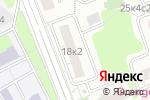 Схема проезда до компании Место Печати в Москве