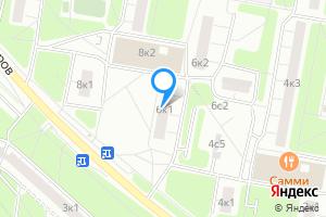 Сдается однокомнатная квартира в Москве ул. 26-ти Бакинских Комиссаров, 6к1