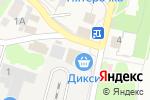 Схема проезда до компании Многопрофильный магазин в Столбовой