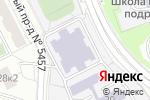 Схема проезда до компании Старов ДОДЗЁ в Москве