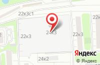 Схема проезда до компании Совет По Развитию Общественного и Негосударственного Образования в Москве