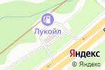 Схема проезда до компании АвтоМатрикс в Москве