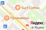 Схема проезда до компании Роза в Москве
