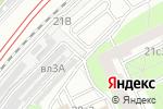Схема проезда до компании Войковский-1 в Москве