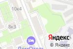 Схема проезда до компании Управление лесного хозяйства и природопользования Министерства обороны РФ, ФГКУ в Москве