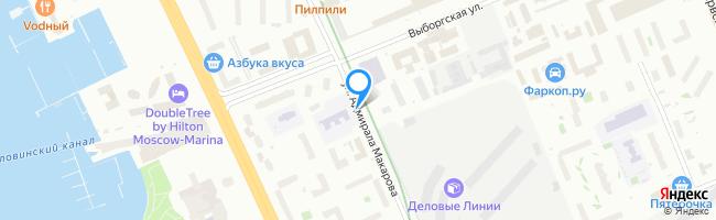 улица Адмирала Макарова