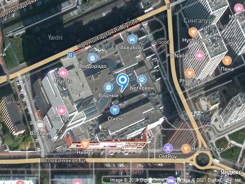 Продажа офиса, 227 м², Москва, шоссе Головинское, 5к1