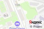 Схема проезда до компании Ротвек в Москве