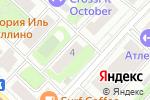 Схема проезда до компании Таргис в Москве