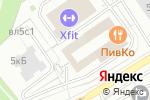 Схема проезда до компании Свобода от кредитов в Москве
