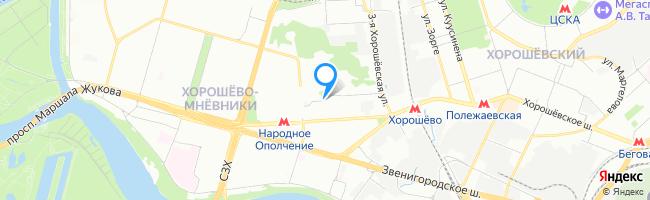район Хорошёво-Мневники