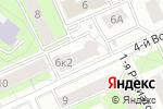 Схема проезда до компании Mobi03 в Москве