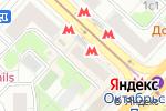 Схема проезда до компании Телефон.ру в Москве