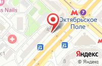 Схема проезда до компании Национальная Молодежная Лига Восточных Единоборств в Москве