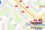Схема проезда до компании Магия золота в Москве