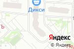 Схема проезда до компании Бунинский в Москве