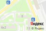 Схема проезда до компании Showdj в Москве