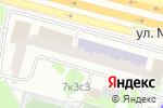 Схема проезда до компании Оптика-Мневники в Москве