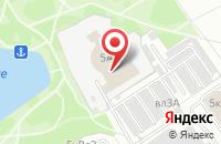 Схема проезда до компании ЭкоСтройКомплект в Москве