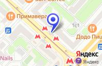 Схема проезда до компании АПТЕЧНЫЙ ПУНКТ АФИМПЕКС в Москве