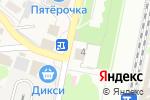 Схема проезда до компании Рандеву в Столбовой