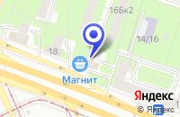 Схема проезда до компании КОМПЬЮТЕРНАЯ КОМПАНИЯ DATA X/FLORIN в Москве