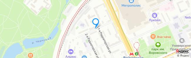 проезд Войковский 4-й