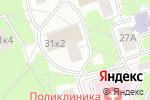 Схема проезда до компании Ми-шут-ка в Москве