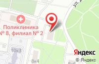 Схема проезда до компании Экстра Медиа Сервис в Москве