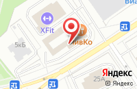 Схема проезда до компании Артбюро в Москве