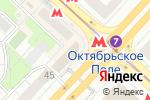 Схема проезда до компании Минипорт в Москве