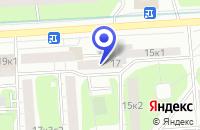 Схема проезда до компании КОПИРОВАЛЬНЫЙ ЦЕНТР МОРИОН в Москве