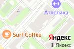 Схема проезда до компании Aqua Style в Москве
