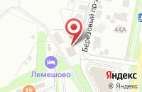 Схема проезда до компании Suricats в Подольске