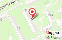 Схема проезда до компании Юность в Подольске
