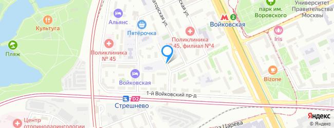улица Радиаторская 3-я