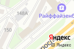 Схема проезда до компании Komnatasveta в Москве