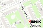 Схема проезда до компании ECO-СONDITIONER в Москве