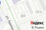 Схема проезда до компании Автомойка в Москве