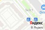 Схема проезда до компании Веселый слон в Москве