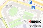 Схема проезда до компании Автовентури в Москве