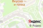 Схема проезда до компании Галилео в Подольске
