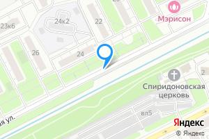 Однокомнатная квартира в Москве Сеславинская ул.