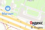 Схема проезда до компании Неформат ТВ в Москве